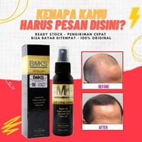BMKS Serum Penumbuh Rambut Botak Obat Penghilang Uban Ampuh (BPOM)