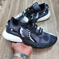 Sepatu Adidas NMD POD x Bape