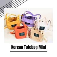 Tote bag Mini / Tote Bag Fashion Korea / Tas Selempang Wanita