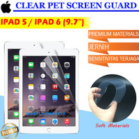 iPad 5 6 5th 6th Gen A1822 A1823 A1893 A1954 Anti Gores Screen Guard - Bening
