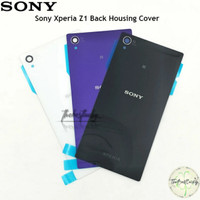 Backcover Backdoor Sony Xperia Z1 L39H C6902 C6903 Original