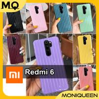 Case Redmi 6 Soft Case Koper Trunk Luggage Anticrack Macaron SoftCase