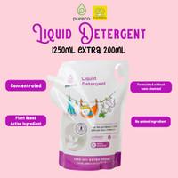 Pureco Liquid Detergent REFILL POUCH 1450ml Sabun Cuci Baju Bayi