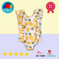 Baju Renang Bayi Perempuan Pineapple Fresh Yellow