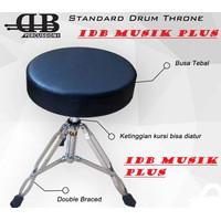 Bangku Drum Db Percussion Standard Model Bulat