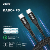 VOLTE KABO+ Kabel Power Delivery 100m Type C to type C