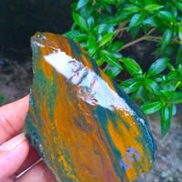 nagasui super klawing bahan akik bukan kalimaya opal garut Z19