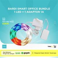 Bardi Smart Study Office Desk Bundle - 1 LED strip & 1 Adaptor 1A