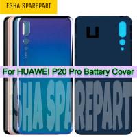 backdoor casing back cover tutup belakang huawei p20 pro