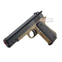 Toy Gun Pistol STD 1911 Mag-fed Manual Gel Blaster WGG WGB