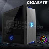 GIGABYTE Aorus C300 Glass Tempered Glass Gaming Case - GB-AC300G
