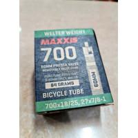 BAN DALAM MAXXIS 700c x 18-25 700 untuk roadbike