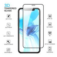 Tempered Tempred Glass Premium 5D Anti Gores Iphone 12 Mini 12 Pro Max - Iphone 12