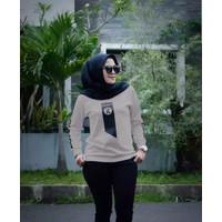 Baju Wanita Lengan Panjang Zolaqu Fashion Muslim