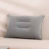 Bantal Kepala Angin Udara Tiup Portable Air Pillow
