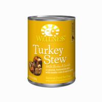 Wellness HOMESTYLE Wet Dog Food - TURKEY STEW 12.5oz