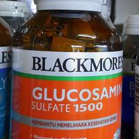 blackmores glucosamine sulfate 1500mg