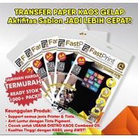 Transfer Paper Kaos Gelap A4 China FAST PRINT