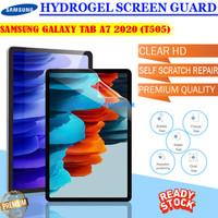 Samsung Tab A7 2020 Hydrogel Screenguard Anti Gores Antigores Bening