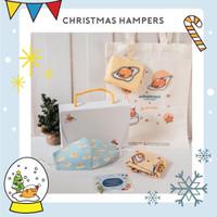 Christmas Hampers 1 - Arkamaya x Gudetama