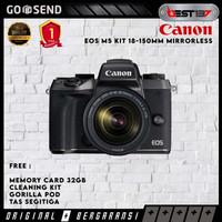 Canon EOS M5 Kit 18-150mm Mirrorless Digital Camera