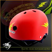 Helm ( Inline , Skate Board , Sepeda, Scooter)
