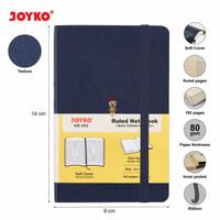 Ruled Notebook Diary Agenda Buku Catatan Bergaris Joyko NB-662 192 hal