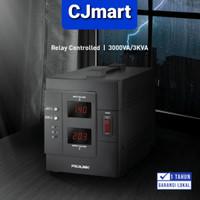 STABILIZER PROLINK PVR3000D AVR RELAY CONTROLLED / STABILIVER 3000VA