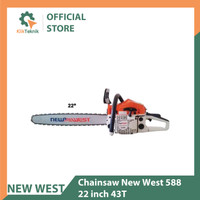 """Chainsaw New West 588 ( 22"""" ) 43T"""