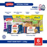 Paket Bumi Party [1358]