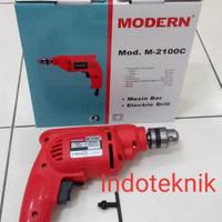 Mesin Bor Modern 10mm (2Arah) M2100C