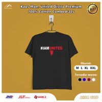 Kaos Baju Sepak Bola Sepakbola Manchester United Anak Dewasa Original