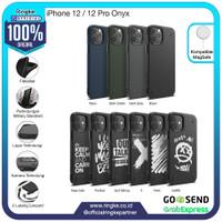 Ringke iPhone 12 / 12 Pro Onyx Softcase Armor Anti Crack Hybrid Slim