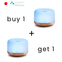 ASAKUKI Aroma Diffuser Aromaterapi Pembersih Udara - Rock 500ML