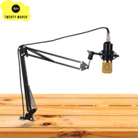 Arm Stand Microphone Suspension - Stand Mic Arm