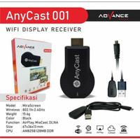 Anycast HDMI Dongle Advance WIFI Display Receiver 001 Wireless