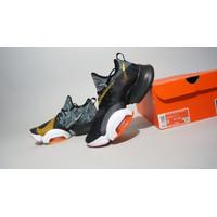 Sepatu Nike Air Zoom Superrep Black Laser Orange