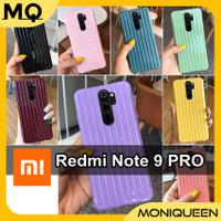 Case Redmi Note 9 PRO Soft Case Koper Trunk Luggage Anticrack SoftCase