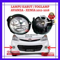 Foglamp Avanza-Xenia 2012 - 2018 Lampu Kabut Avanza - Xenia