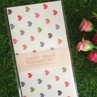 Amplop Kondangan / Amplop Angpao / Amplop Ulang Tahun / Lebaran - LOVE - Love rainbow