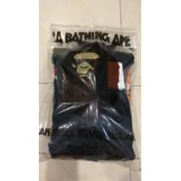 Bape 1st camo shark hoodie black WGM original/ authentic