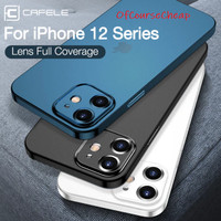CAFELE IPHONE 12 / 12 PRO / 12 MAX / 12 PROMAX - ULTRA THIN PP CASE