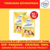 SABUN CUCI BAJU BAYI / Cussons Baby Liquid Detergent 700ml