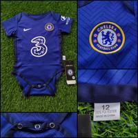 Kaos Bayi Bola / Baby Jumper / Jersey Bola Bayi Chelsea Home