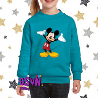 Sweater Anak - Sweater Mickey Mouse Disney - Article 098