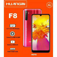 Huangmi F8 Note 4G LTE Layar 7,2 inch Ready Stock