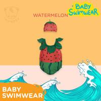 Baju Renang Bayi Anak Bayi / Baby Swimwear IMUNDEX Nanas / Strawberry