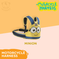 IMUNDEX Sabuk Bonceng kursi anak toddler bayi sepeda motor pengaman