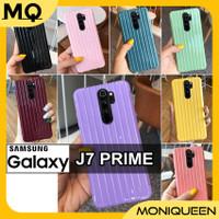 Case Samsung J7 PRIME Soft Case Koper Trunk Luggage Anticrack SoftCase