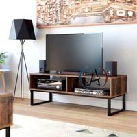 cabinet tv industrial minimalis/meja tv jati/rak tv besi jati modern